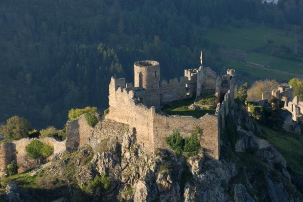 Le château deCouzan